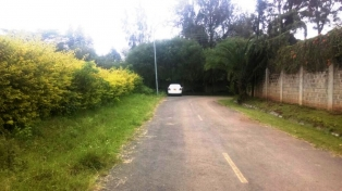 P145:Prime vacant 1 acre plot for sale in karen.