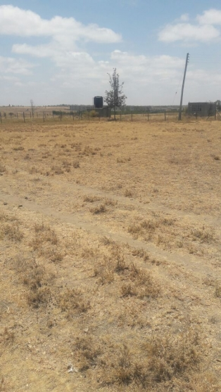P153:1/4 acre Plots in Kisaju, Kitengela.