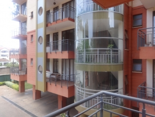 3 BR APARTMENTS KILIMANI WITH SQ R675