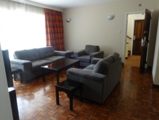 3 BEDROOM APARTMENT TO LET IN KILIMANI R677