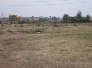 P150:An 1/8 residential plot in Ruiru near engene.